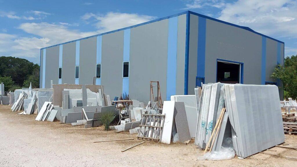 Εργοστάσιο Έδρα μας